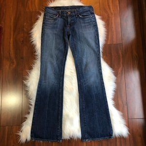 Citizens of Humanity Kelly #001 Bootcut Sz 28